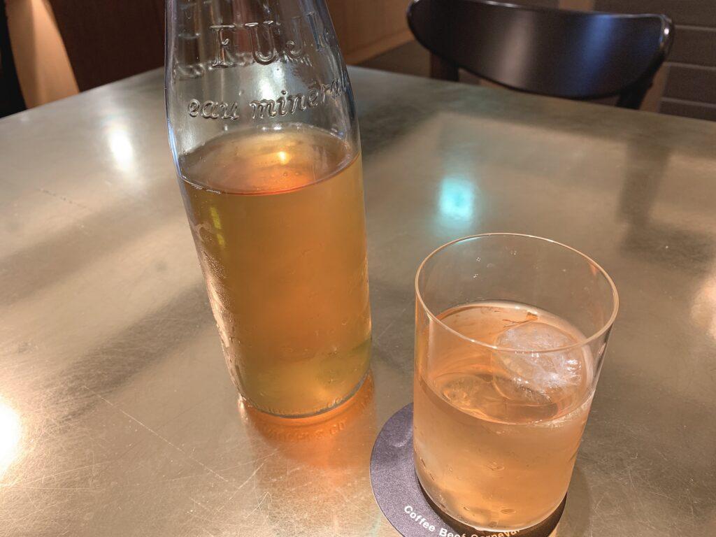 CBC coffee&beefのジャスミン茶